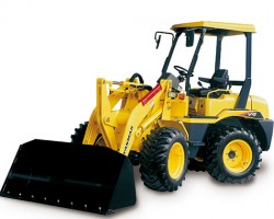 Hire equipment - Loaders