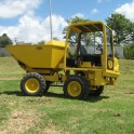 Fiori D40 Dumper with skip down