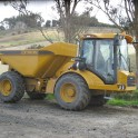 Pronto Hire Hydrema 912DS Dumper
