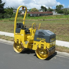 Pronto Hire Bomag BW90AD2 Roller
