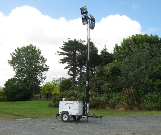 Pronto Hire Deutz Lighting Tower