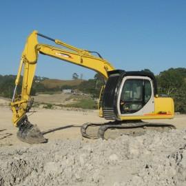 Sumitomo SH120-3 excavator