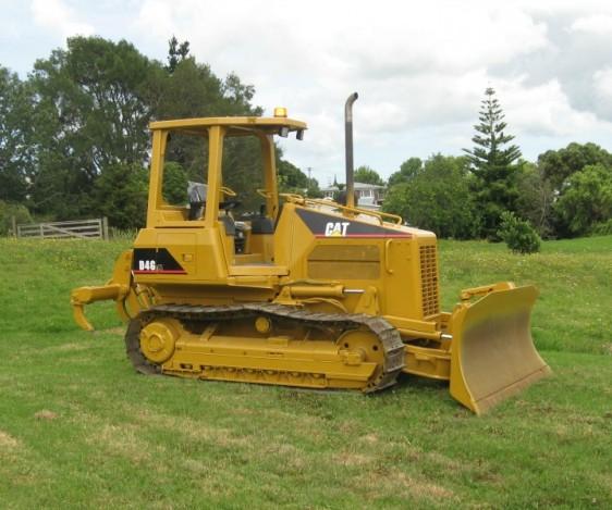 Cat D4G XL Bulldozer