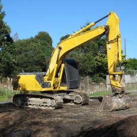 Pronto Hire Sumitomo SH210 Excavator