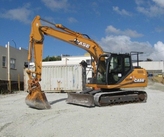 Pronto Hire Case Cx130B Excavator
