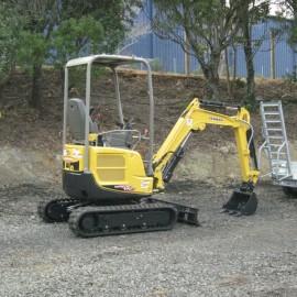 Pronto Hire Yanmar Vio17 Excavator