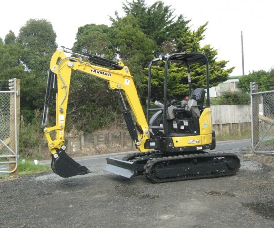 Pronto Hire Yanmar Vio25 Excavator