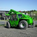 Merlo Telehandler rear view