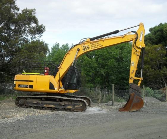 Pronto Hire JCB Excavator