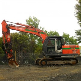 Pronto Hire Hitachi ZX200 Excavator