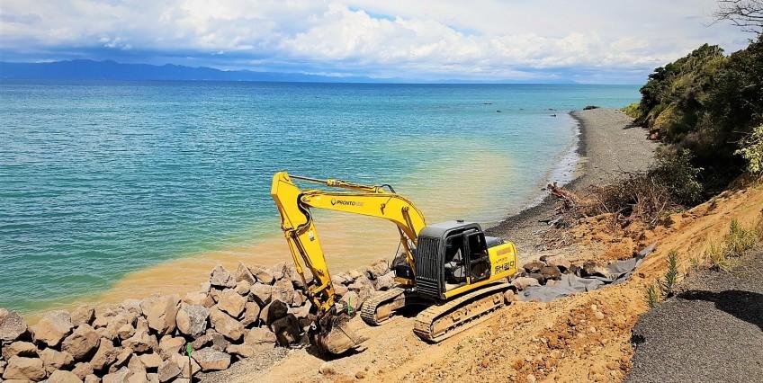 Pronto Hire's SH210 Excavator