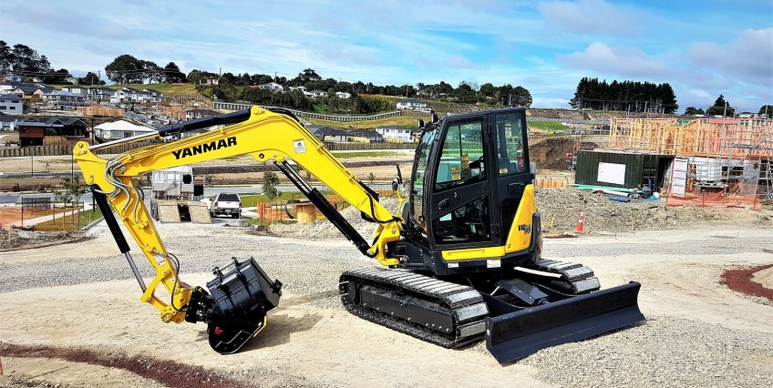 Don't miss out on Pronto Hires Yanmar Vio80!!