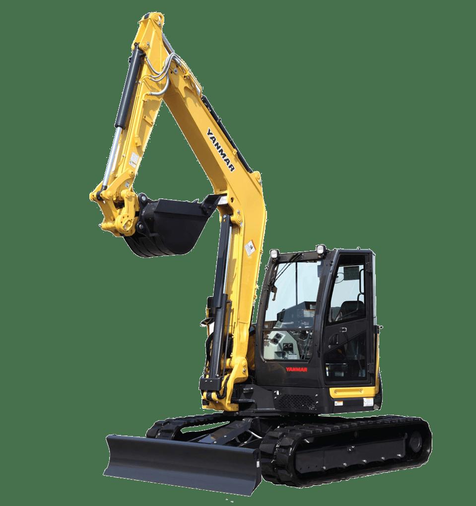 Yanmar Vio80 Excavator