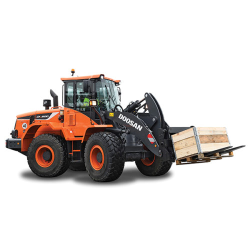 12 Ton Wheel Loader Hire