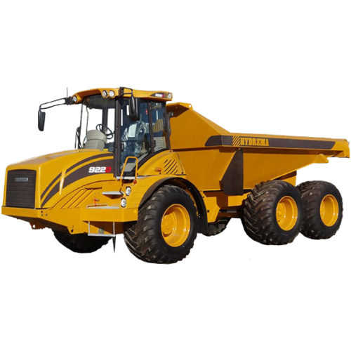 22 Ton Hydrema For Rent