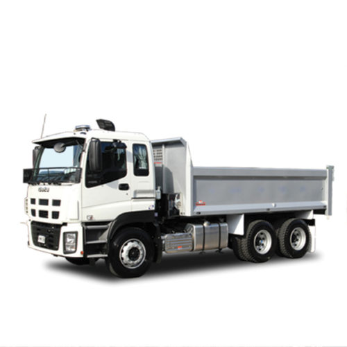 6 wheel tipper hire auckland