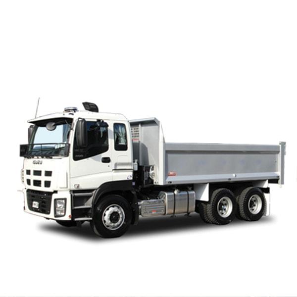 6 wheel tipper hire auckland