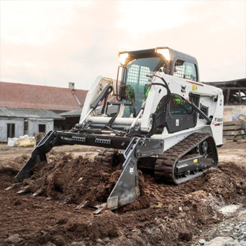 Compact Track Loader Attachments