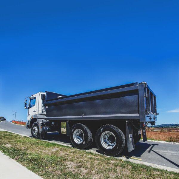 Fuso-Tipper-Truck-Auckland