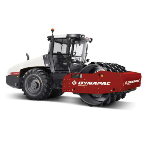 Padfoot Roller 16Ton Hire Auckland