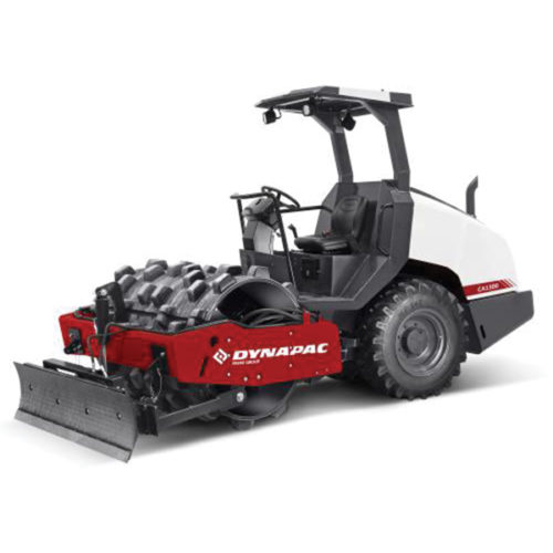 Padfoot Roller 5 Ton Hire