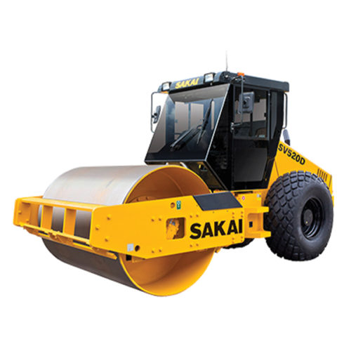 SAKAI Smooth Drum Roller Hire