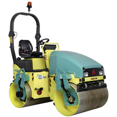 Smooth Drum Roller 4 tonne hire