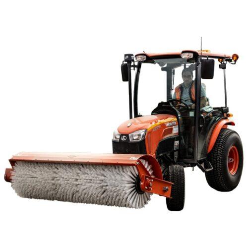 Neilo Tractor Broom Sweeper