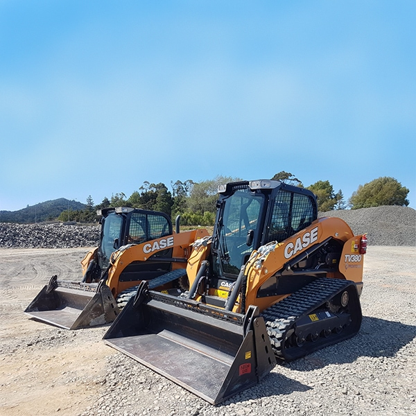 Compact Track Loader Auckland