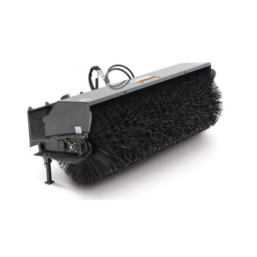 sweeper broom attachment