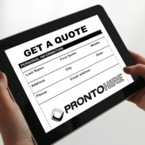 Get a Quote Pronto Hire