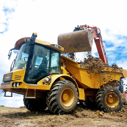 Articulated & Tracked Dumpers